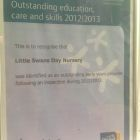 Outstanding Ofsted June 2013